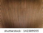 Wood Ceiling Pattern