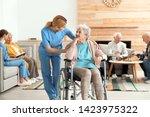Nurses Assisting Elderly Peopl...