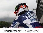 mugello   italy  may 31 ... | Shutterstock . vector #142398892