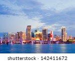 City Of Miami Florida  Summer...