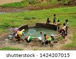nashik  maharashtra  india ... | Shutterstock . vector #1424207015