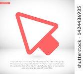 arrow vector icon 10 eps  ...