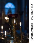 Candles In The Orthodox Church...