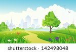 vector illustration of a... | Shutterstock .eps vector #142498048