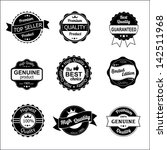 collection of premium quality... | Shutterstock .eps vector #142511968