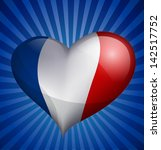 i love france | Shutterstock .eps vector #142517752