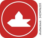 double direction arrow icon for ...