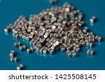 electronic components  lots of... | Shutterstock . vector #1425508145