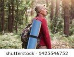 camp  adventure  traveling ... | Shutterstock . vector #1425546752