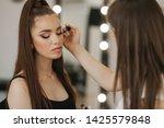 Makeup Artist Work In Her...