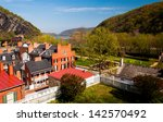 Spring View Of Harper\'s Ferry ...