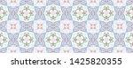 ethnic seamless pattern.... | Shutterstock . vector #1425820355