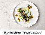 Food Fish Elegant Gourmet Black ...