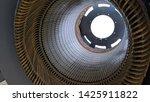 internal view of a generator ... | Shutterstock . vector #1425911822