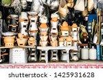 miscellaneous street shop...   Shutterstock . vector #1425931628