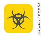 danger icon. flat illustration...   Shutterstock .eps vector #1425972668