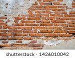 old walls that the cement had... | Shutterstock . vector #1426010042