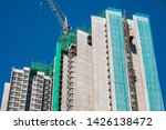 housing and construction in... | Shutterstock . vector #1426138472