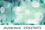 green nature background with... | Shutterstock .eps vector #1426276472