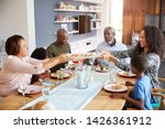 Multi Generation Family Sitting ...