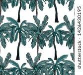 watercolor seamless pattern...   Shutterstock . vector #1426430195