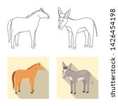 vector design of breeding and... | Shutterstock .eps vector #1426454198