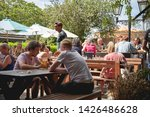 london  uk   june  2019. young... | Shutterstock . vector #1426486628