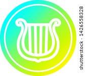 musical instrument harp... | Shutterstock .eps vector #1426558328