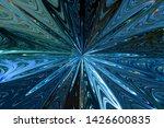 dark blue scientific concept... | Shutterstock . vector #1426600835