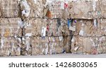 Paper Pulp Compressed Blocks A...