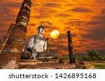 Sukhothai Wat Mahathat Buddha...