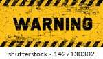 warning attention please do not ...   Shutterstock .eps vector #1427130302
