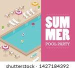 vector creative concept design... | Shutterstock .eps vector #1427184392