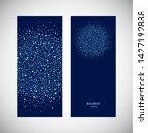 invitation  business card... | Shutterstock .eps vector #1427192888