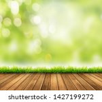dazzling snakes in clear spring ... | Shutterstock . vector #1427199272