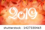 2019 fall background with... | Shutterstock .eps vector #1427330465