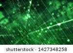 cyberspace. digital computer...   Shutterstock . vector #1427348258