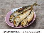 Fried Mackerel Using Vegetable...