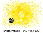ring of pineapple closeup with...   Shutterstock .eps vector #1427466122
