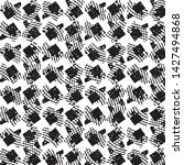abstract grunge grid stripe...   Shutterstock .eps vector #1427494868