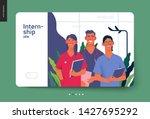 medical insurance  medical... | Shutterstock .eps vector #1427695292