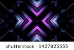Stock photo abstract kaleidescopic club party stage lights are well suited for tv shows concerts music 1427825555