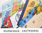 halifax  nova scotia  canada ... | Shutterstock . vector #1427933942