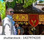 waxahachie  texas   usa   11... | Shutterstock . vector #1427974235