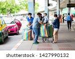 bangkok  thailand  jun 16  2019 ... | Shutterstock . vector #1427990132