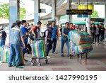 bangkok  thailand  jun 16  2019 ... | Shutterstock . vector #1427990195
