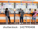bangkok  thailand  jun 16  2019 ... | Shutterstock . vector #1427990408
