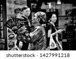 singapore   april 22 2019 ... | Shutterstock . vector #1427991218