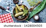 Marinated Pickled Cucumbers...