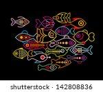 Aquarium Fishes   Isolated...